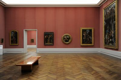Gemaldegalerie, Interior, Berlin--Photographic Print