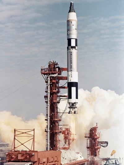 Gemini 12 Space Capsule--Photographic Print