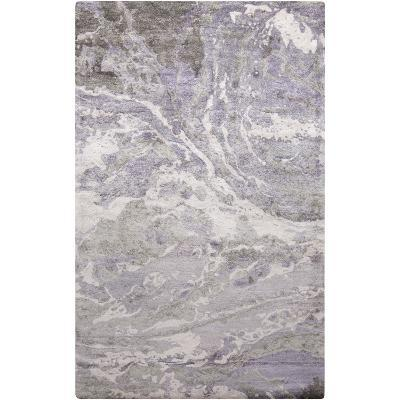 Gemini Area Rug - Mauve/Gray 5' x 8'--Home Accessories