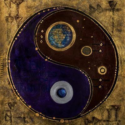 Gemini-Sagitarius, 2009-Sabira Manek-Giclee Print