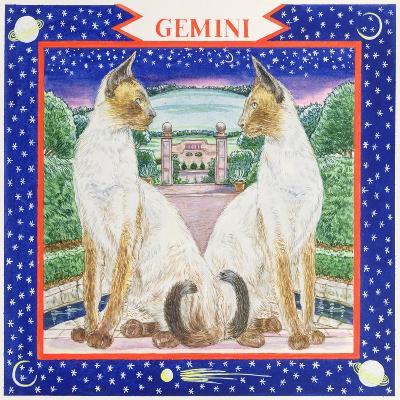 Gemini-Catherine Bradbury-Giclee Print