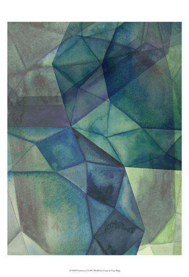 Gemstones I-Grace Popp-Art Print