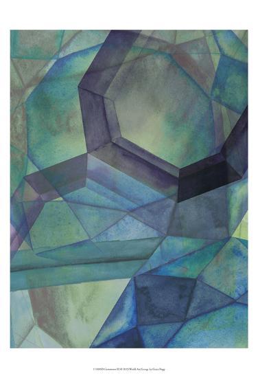 Gemstones III-Grace Popp-Art Print