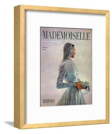 Mademoiselle Cover - April 1947