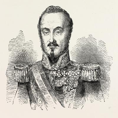 General Baldomero Espartero--Giclee Print