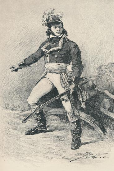 'General Bathélemy-Catherine Joubert', 1790s, (1896)-Unknown-Giclee Print
