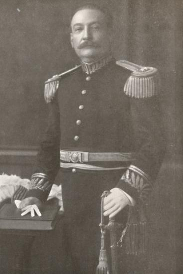 'General Bento Ribeiro. Prefect of Rio de Janeiro (1910-1914)', 1914-Unknown-Photographic Print