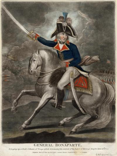 General Bonaparte, 1800--Giclee Print