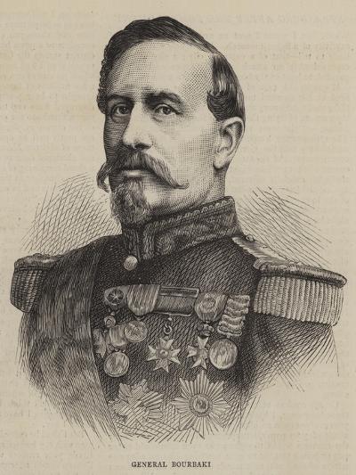 General Bourbaki--Giclee Print