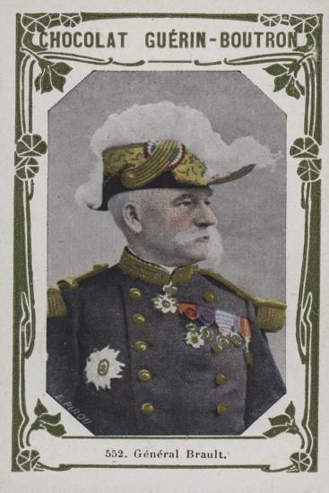 General Brault--Giclee Print