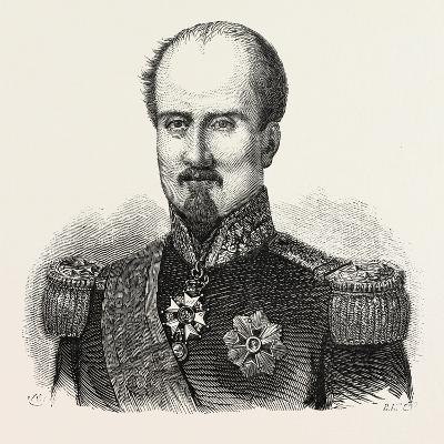General Brunet--Giclee Print