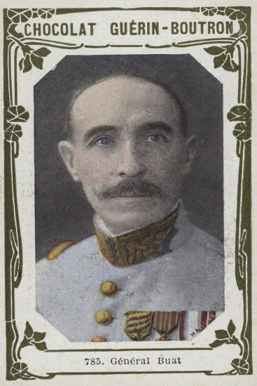 General Buat--Giclee Print