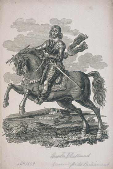 General Charles Fleetwood--Giclee Print