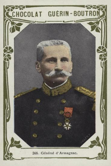General D'Armagnac--Giclee Print