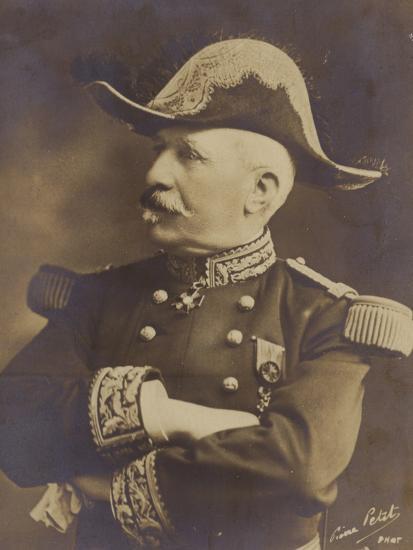 General De Castelnau--Photographic Print