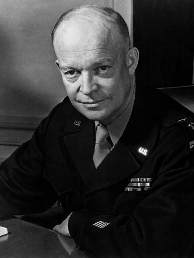 General Dwight Eisenhower--Photo