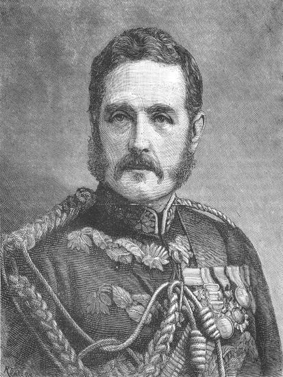 'General Earle', c1885-Unknown-Giclee Print