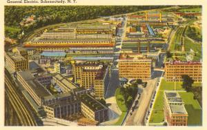General Electric, Schenectady, New York