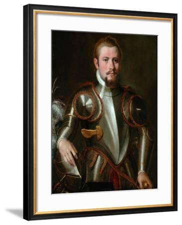 General Fairfax-William Charles Thomas Dobson-Framed Giclee Print