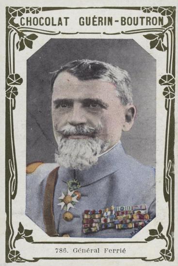 General Ferrie--Giclee Print