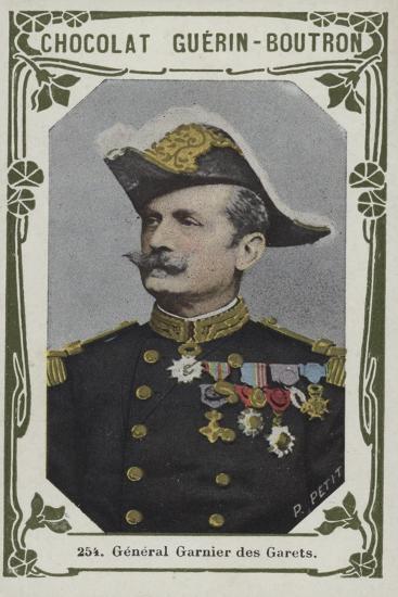 General Garnier Des Garets--Giclee Print
