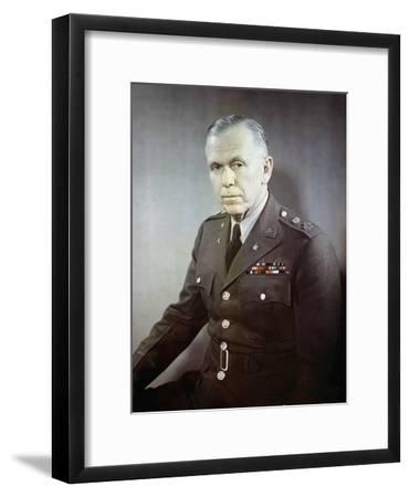 General George C. Marshall as Army Chief of Staff in World War 2
