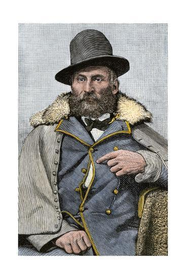 General George Crook, US Army--Photographic Print