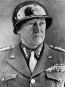 General George S. Patton Jr., U.S. Army General, 1940s