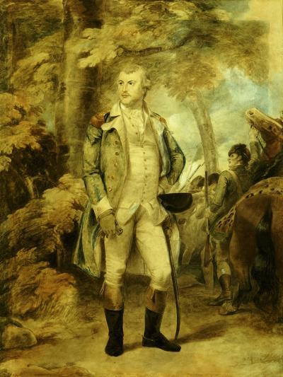 General George Washington-Thomas Stothard-Giclee Print