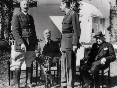General Giraud--Photographic Print
