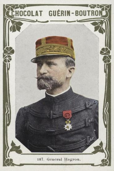 General Hagron--Giclee Print