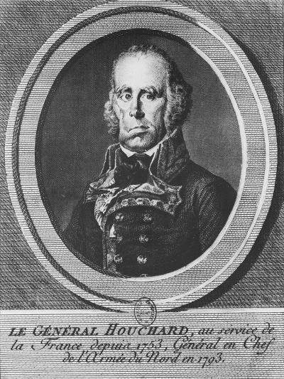 General Houchard-Simon Charles Miger-Giclee Print