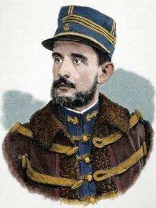 General Jean-Baptiste Marchand (1863 A?I? 1934) French Military Officer and Explorer in Africa