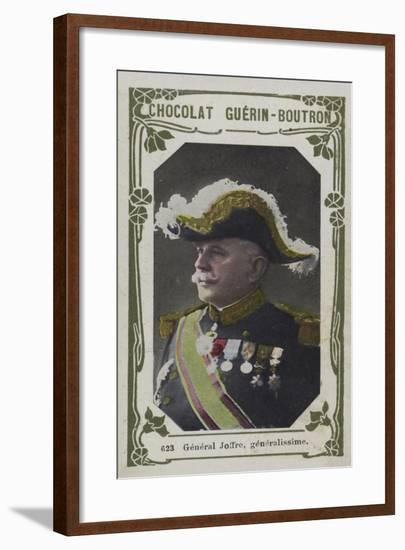 General Joffre, Generalissime--Framed Giclee Print