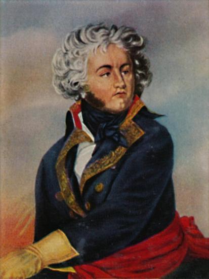'General Kléber 1753-1800. - Gemälde von Guérin', 1934-Unknown-Giclee Print