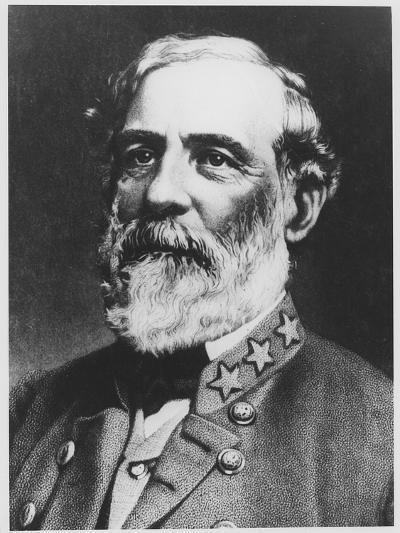 General Lee--Giclee Print