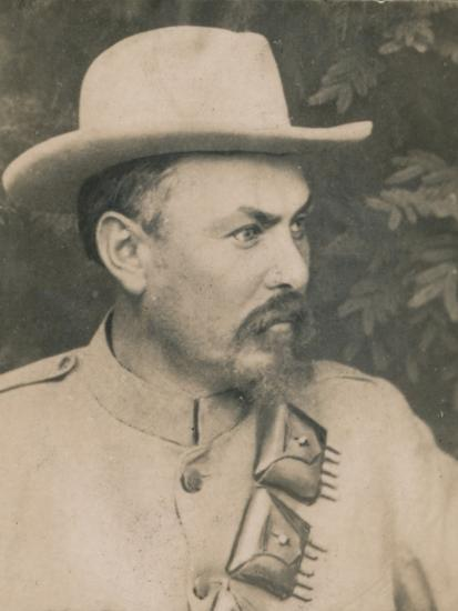 'General Louis Botha', (1862-1919), Afrikaner soldier and statesman, 1894-1907-Unknown-Photographic Print