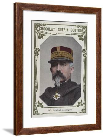 General Metzinger--Framed Giclee Print
