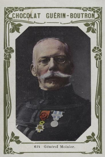 General Moinier--Giclee Print