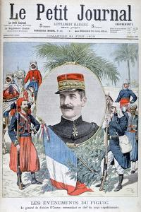 General O'Connor, Commander of the Expeditionary Force to Figuig, Morocco, 1903