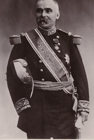 General Pau--Photographic Print