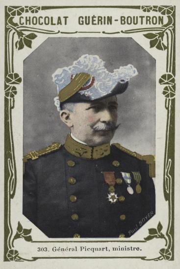 General Picquart, Ministre--Giclee Print