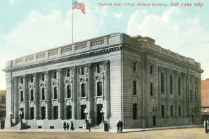 General Post Office, Salt Lake City