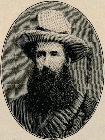 'General Pretorius', 1902-Unknown-Giclee Print