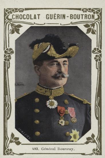 General Rouvray--Giclee Print