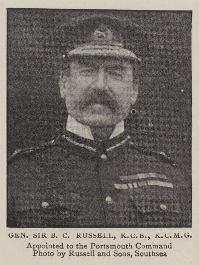 General Sir B C Russell--Giclee Print