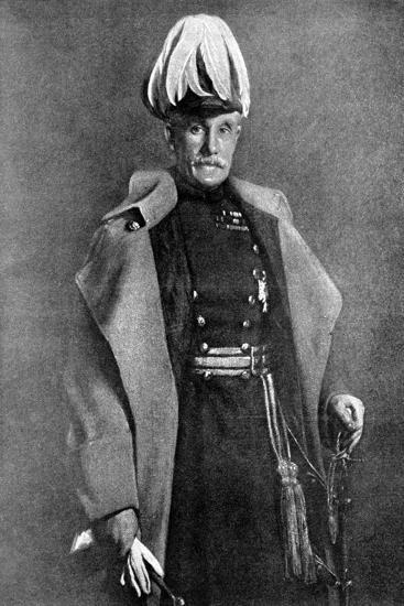 General Sir Horace Lockwood Smith-Dorrien, British Soldier, First World War, 1914-John Saint-Helier Lander-Giclee Print