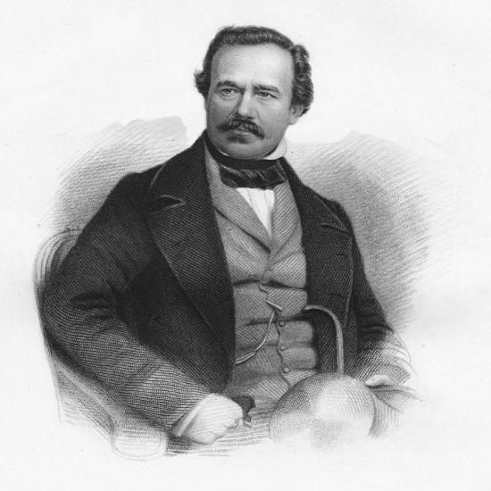 'General Sir James Outram, G.C.B.', 1859-Unknown-Giclee Print