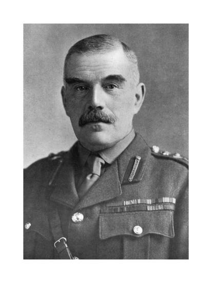 General Sir William Robertson, British Soldier, C1920--Giclee Print