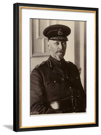 General Smuts--Framed Photographic Print
